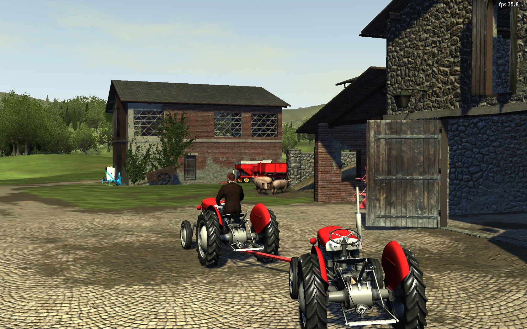 Agricultural simulator 2013 serial torrent autos post for Farm house torrent
